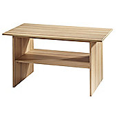 Welcome Furniture Living Room Coffee Table - White Gloss