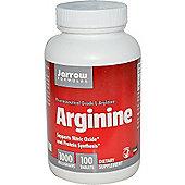 Jarrow Arginine 1000mg 100 Tablets
