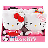 "Hello Kitty 12"" Soft Toy"