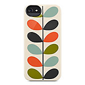 Orla Kiely Multi Stem Slim Fit Case for iPhone 5
