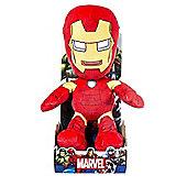 """Posh Paws Marvel 10"""" Plush IRON MAN"""