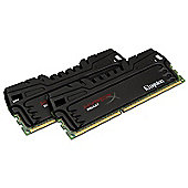 XMP Beast Series 8GB 2400MHz DDR3 CL11 DIMM Desktop Memory Module (Kit of 2)8gb 2400mhz Ddr3 Cl11 Dimm - Black