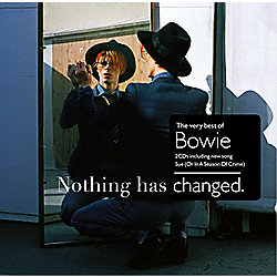 David Bowie - Nothing Has Changed: Definitive Collection (2CD)