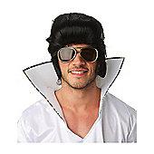 Adult Gold Elvis Sunglasses