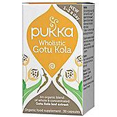 Pukka Wholistic Gotu Kola- 30 Capsules