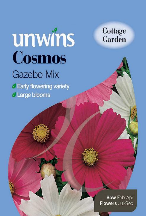 Cosmos Gazebo Mixed