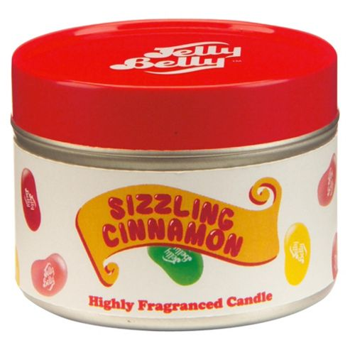 Jelly Belly Tin, Sizzling Cinnamon