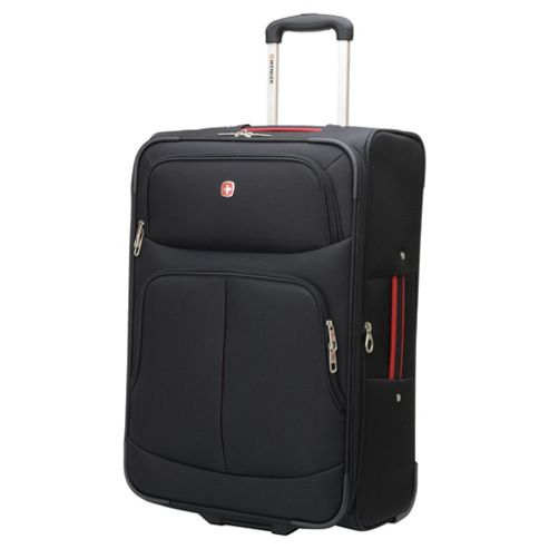 Wenger Swiss Gear 2-Wheel Suitcase, Black 24