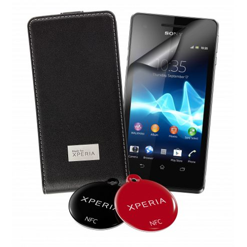 Sony Original Accessory Triple Pack Xperia T