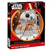 Star Wars Wall Clock - BB8