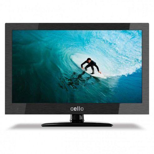 Cello 40in C40115DVB Full HD LED TV