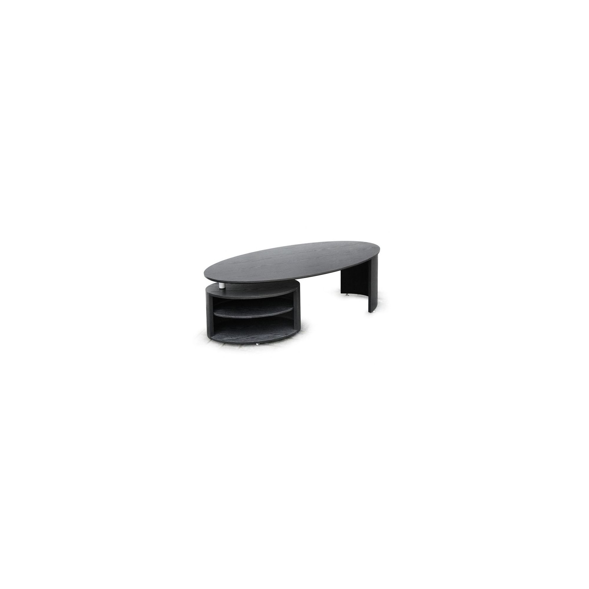 RGE Karl Coffee Table - Lacquer Black at Tesco Direct