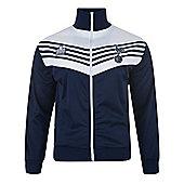 Spurs 1978 Admiral Track Jacket - Navy & White