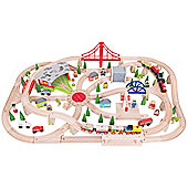 Bigjigs Rail BJT017 Freight Train Set