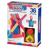 Bristle Blocks 36 Piece Basic Builder Box