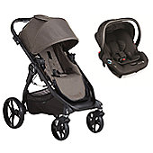 Baby Jogger City Premier Travel System - Taupe