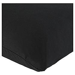 Tesco Egyptian Cotton Black Pillowcase
