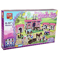 BLOCK TECH PONY STABLES
