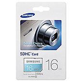 Samsung Standard SDHC Memory Card 16GB