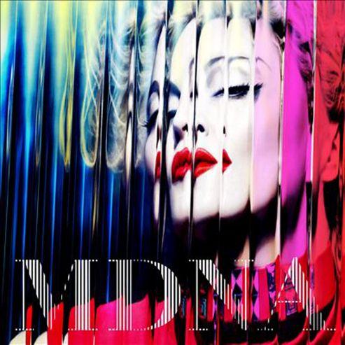 Mdna - Deluxe Version
