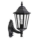 Brilliant Cornwall 1 Light Outdoor Lantern - Black