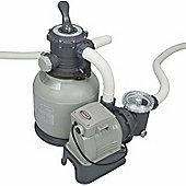 Intex Krystal Clear Sand Filter Pump 2100 Gall/Hr