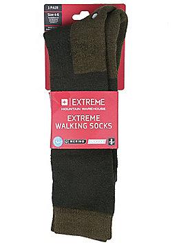 Extreme Walking Socks - Green
