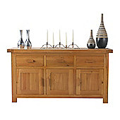Mark Harris Avignon Large Oak Sideboard
