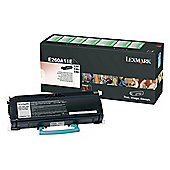 Lexmark E260, E360, E460 Return Programme Toner Cartridge (3.5K)
