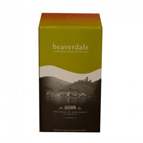 Beaverdale Sauvignon Blanc White Wine Kit - 30 bottle