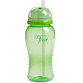 Born Free Twist N Pop Straw Cup Green