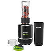 Breville Blend Active VBL120 Pro Personal Blender with Nut/Seed Grinder - Black