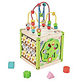 Teamson EverEarth My First Multi Play Avtivity Cube