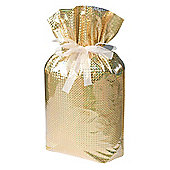 Holographic Gold Gift Bag - Large