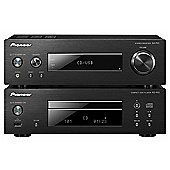 PIONEER XCP01DAB DAB/CD/RECEIVER MINI SEPARATES SYSTEM (BLACK)