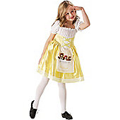 Child Goldilocks Costume Toddler