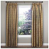"Heythorpe Pencil Pleat  Curtains W229xL137cm (90x54""), Natural"