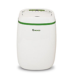 Meaco Platinum Low Energy 12L Dehumidifier For 3 Bed House With Digital Display And 2 Year Warranty