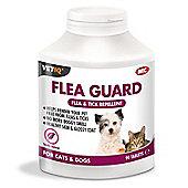 Mark & Chappell Vetiq Flea Guard 90 Tablets