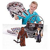 Star Wars Papercraft Clas M Falcn Pck