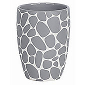 Spirella Darwin Pebble Tooth Mug Tumbler - Grey
