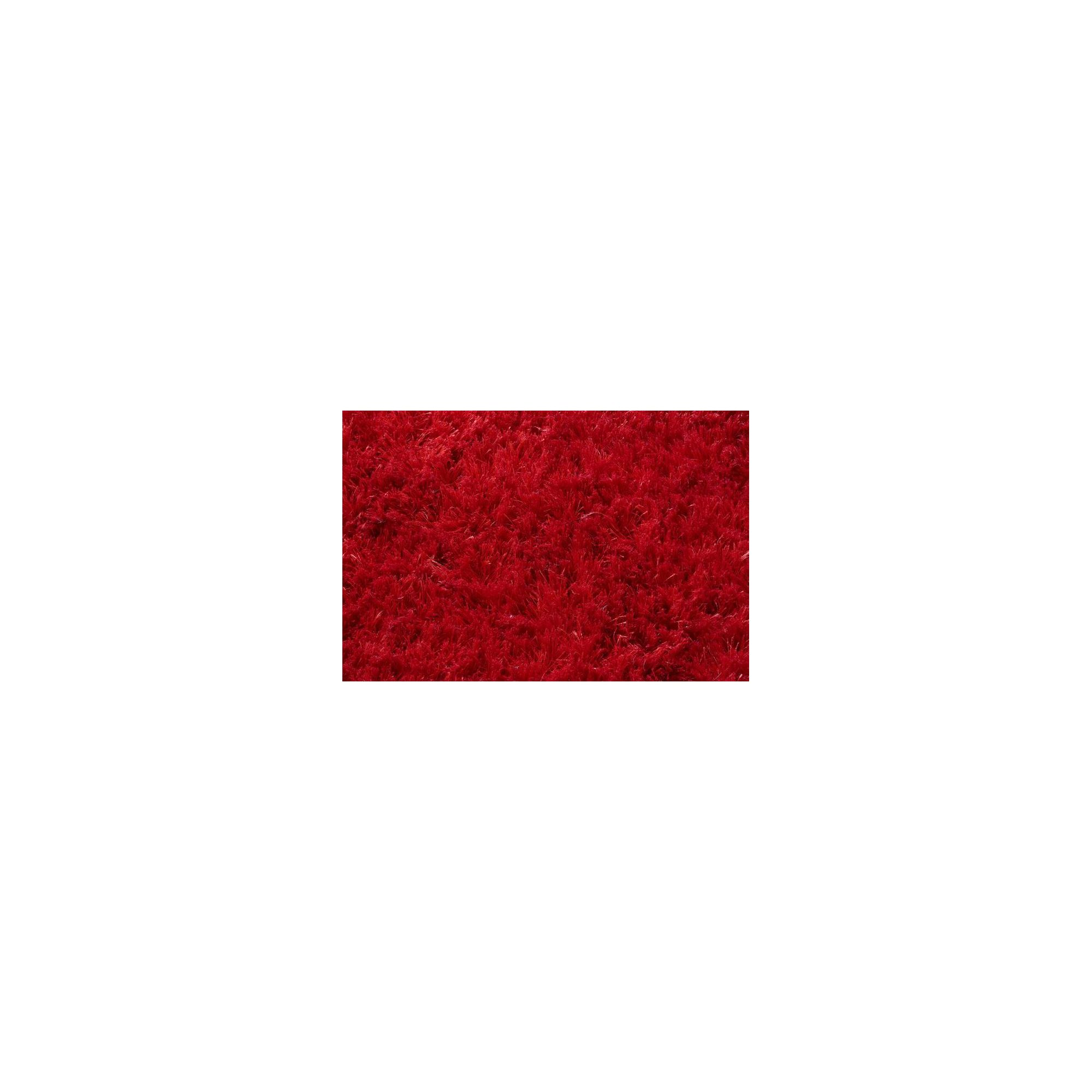 Linie Design Mantova Red Shag Rug - 300cm x 200cm at Tesco Direct