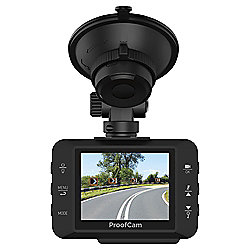 Proofcam PC202 Dashcam, Memory Card and Case Kit