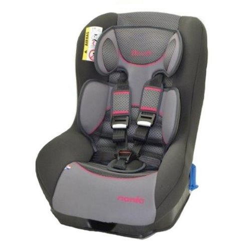 Nania Driver Graphic Framboise Car Seat Group 0-1, Raspberry