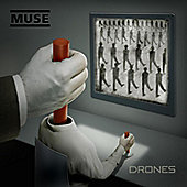Muse Drones CD+DVD