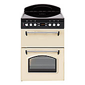 Leisure CLA60CEC 600mm Fan Assisted Double Oven in Cream