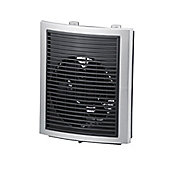 Steba Fan Heater Pikkolo in Anthracite / Silver