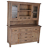 Wiseaction Naples Medium Buffet and Hutch