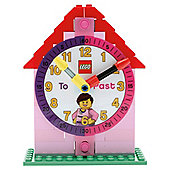 LEGO Time Teacher watch with constructible clock