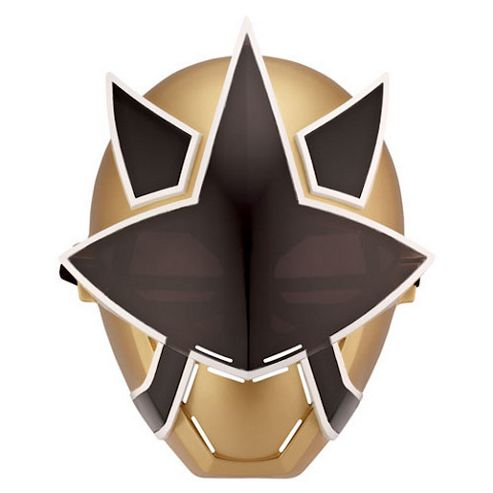 Power Rangers Super Samurai Mask - Gold